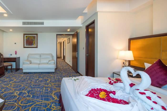 Royal Suite Bed Sylhet
