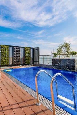 Swimming Pool Hotel Grand Palace Sylhet
